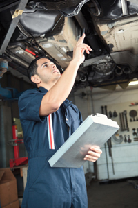 auto mechanic career information