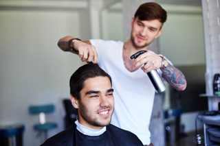 Train for a new career at Barber School