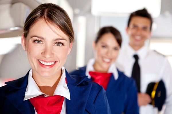 9 things you should never say to a flight attendant