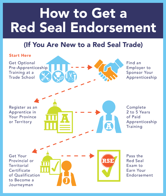 Red Seal Trades: What They Are & How to Get Into One