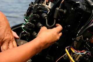 Marine Mechanic Training